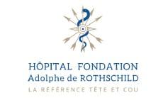 Logo Hopital Fondation Adolphe de Rothscild