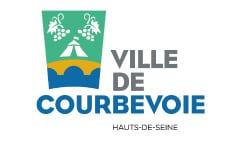 Logo Ville de Courbevoie