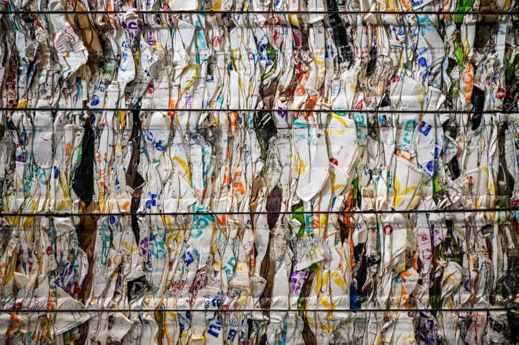 gobelet recyclage